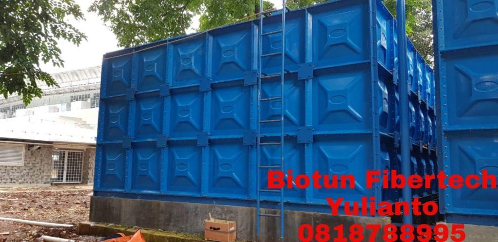 Panel Tank Biotun