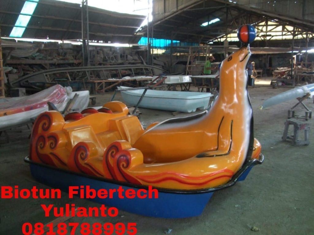 Sepeda Air Singa Laut Biotun