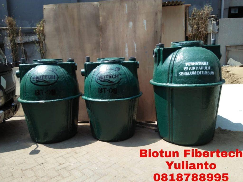 Septic Tank Biotun Bt - Series