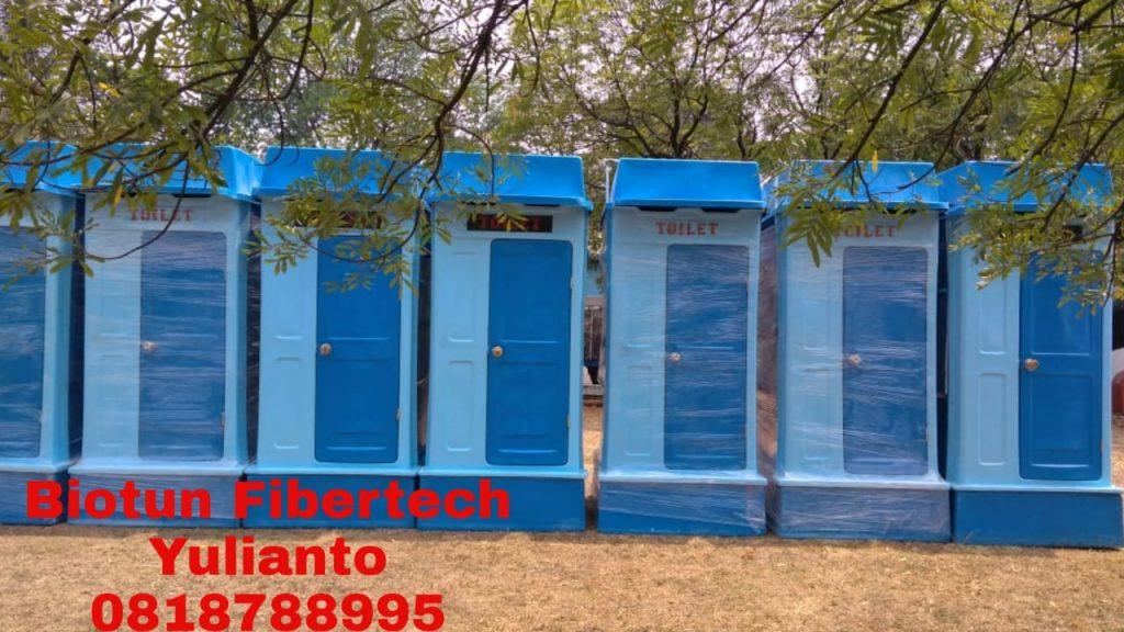 Toilet Portable Biotun