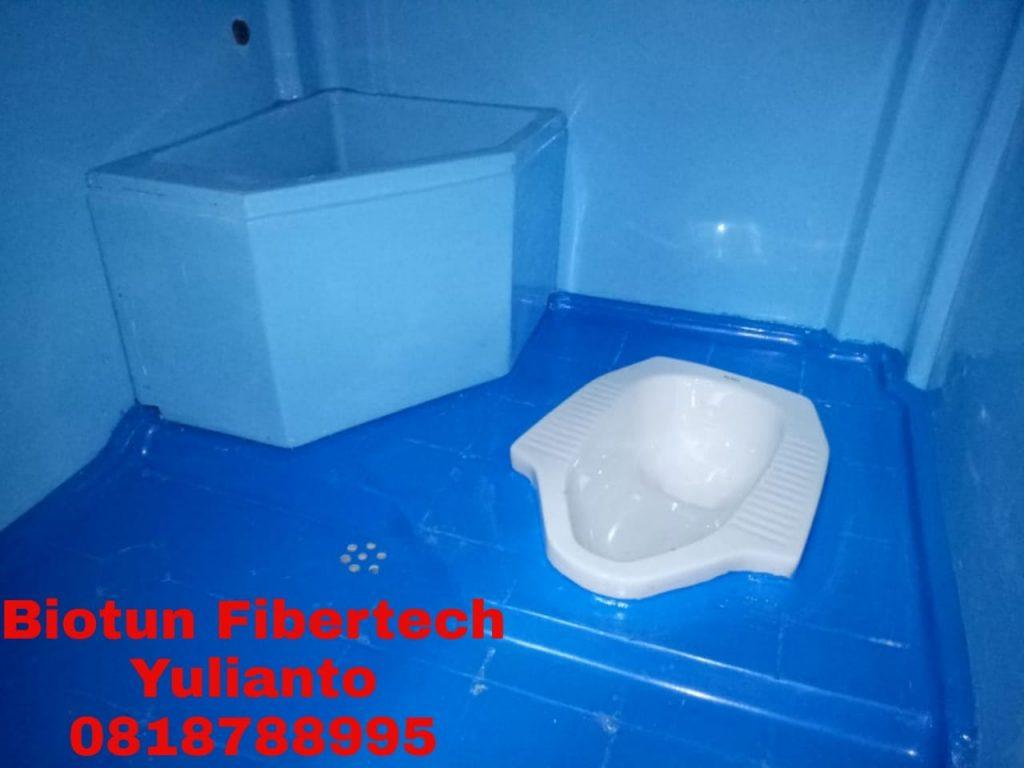 Toilet Portable Biotun Tipe - A