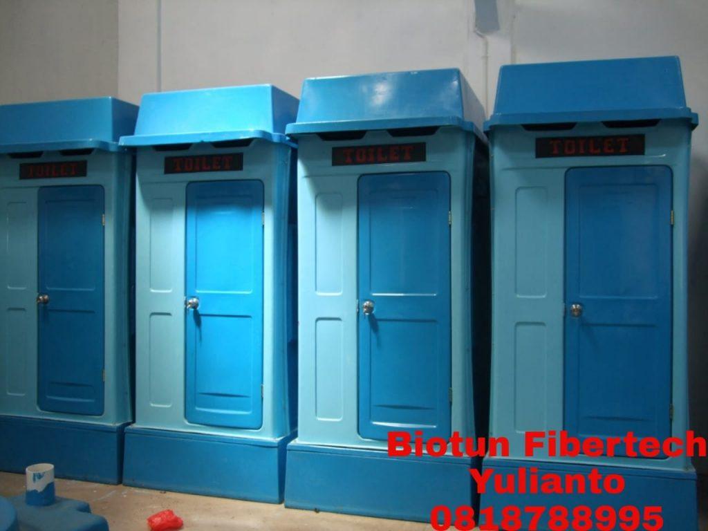 Toilet Portable Biotun Tipe A