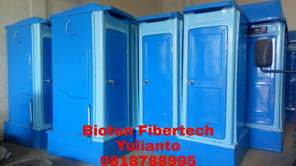 Toilet Portable Biotun - Tipe B