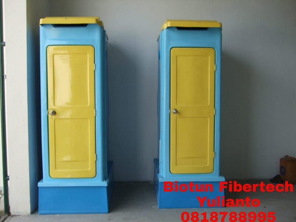 Toilet Portable biotun Tipe - C